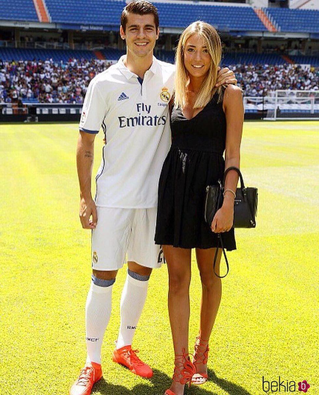 Chelsea: Alvaro Morata révèle comment un penalty raté à failli gâcher son mariage