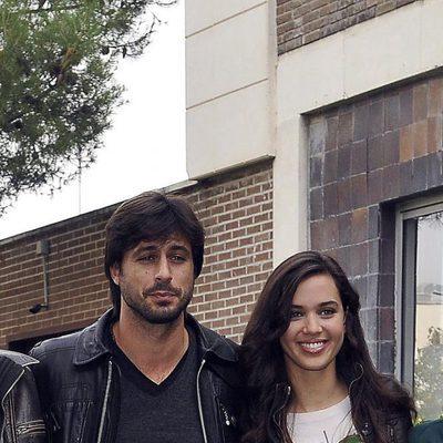 Hugo Silva y Marta Guerras