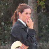 Raquel Sánchez Silva en Sotogrande de vacaciones familiares