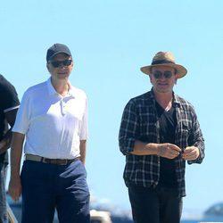 Bill Gates y Bono, amigos inseparables