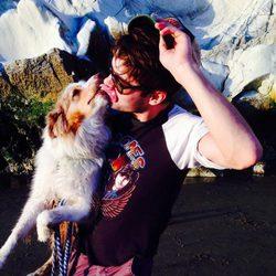Zac Efron y su perro 'Puppy Efron'