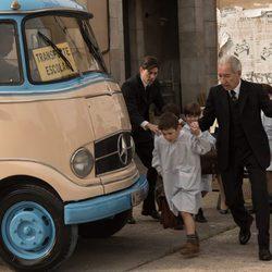 José Sacristán en la 4º temporada de 'Velvet'
