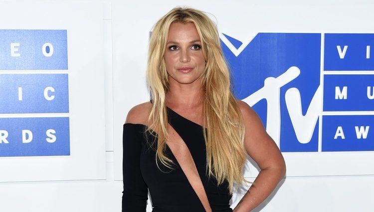 Britney Spears en los VMA's 2016