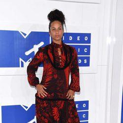 Alicia Keys en los premios VMA's 2016