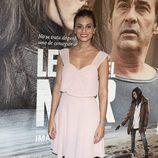 Norma Ruiz en el estreno de 'Lejos del mar'