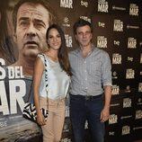 Armando del Río en el estreno de 'Lejos del mar'
