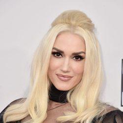 Gwen Stefani con un tupé en los American Music Awards 2015