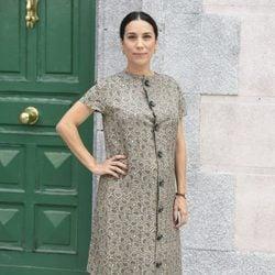 Itziar Miranda durante la presentación de la 5 temporada de 'Amar es para siempre'