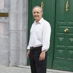 José Antonio Sayagues durante la presentación de la 5  temporada de 'Amar es para siempre'
