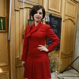 Mariona Ribas durante la presentación de la 5 temporada de la serie 'Amar es para siempre'