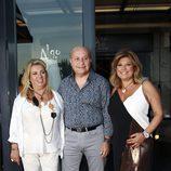 Terelu Campos celebra su 51 cumpleaños con Carmen Borrego y José Carlos Bernal
