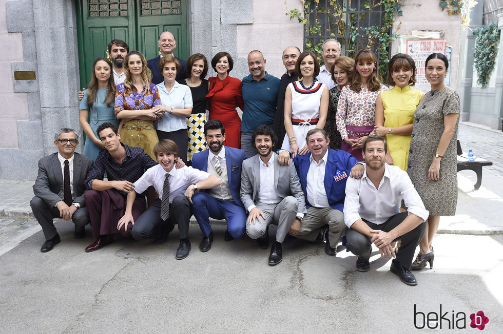 Actores del reparto de la 5 temporada de 'Amar es para siempre'