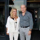 Carmen Borrego y José Carlos Bernal en el 51 cumpleaños de Terelu Campos
