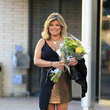 Terelu Campos en su 51 cumpleaños