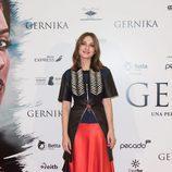 María Valverde en el estreno de 'Gernika'