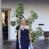 Carmen Janeiro en la boda de Rocío Carrasco y Fidel Albiac
