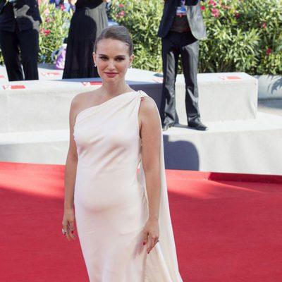 Natalie Portman en la premiere de 'Planetarium' en el Festival de Cine de Venecia 2016