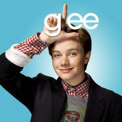 Chris Colfer en el papel de Kurt Hummel en 'Glee'