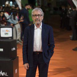 José Sacristán en el estreno de la cuarta temporada de 'Velvet' en el FesTVal de Vitoria 2016
