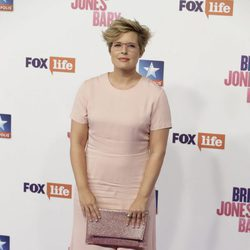 Tania Llasera en el estreno de 'Bridget Jones' baby' en Madrid