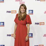 Silvia Casas en el estreno de 'Bridget Jones' baby' en Madrid