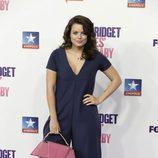 Adriana Torrebejano en el estreno de 'Bridget Jones' baby' en Madrid