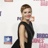 Elena Ballesteros muy sexy en el estreno de 'Bridget Jones' baby' en Madrid