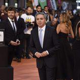 Vicente Vallés en la clausura del FesTVal de Vitoria 2016