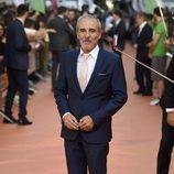 Fernando Guillén Cuervo en la clausura del FesTVal de Vitoria 2016