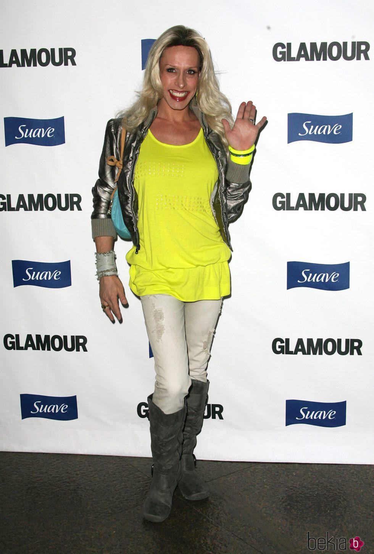 Alexis Arquette en la premiere de 'Glamour Reel Moments' celebrada en Los Angeles