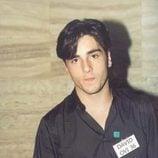 David Bustamante en el casting de 'Operación Triunfo 1'