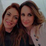 Mireia y Geno en el reencuentro de 'Operación Triunfo 1'