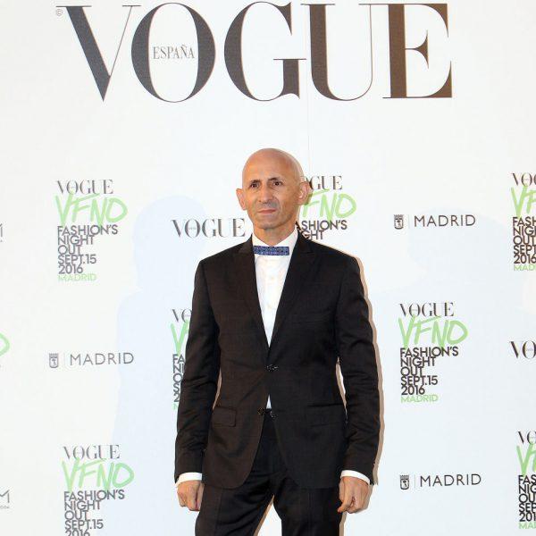 Famosos en la Vogue's Fashion Night Out 2016