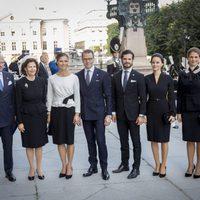 La Familia Real Sueca en la apertura del Parlamento 2016