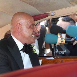 Kiko Matamoros antes de su boda con Makoke