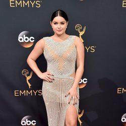 Ariel Winter en la alfombra roja de los Premios Emmy 2016