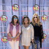 Terelu Campos en su 51 cumpleaños con Esperanza Gracia y Belén Rodríguez