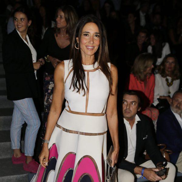 Famosos en la Madrid Fashion Week primavera/verano 2017