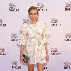 Diane Kruger en la Gala de Otoño 2016 del Ballet de Nueva York