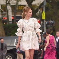 Diane Kruger llegando a la Gala de Otoño 2016 del Ballet de Nueva York