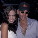 Angelina Jolie y Billy Bob Thornton en 2001