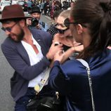 Gigi Hadid atacada en la Semana de la Moda de Milán