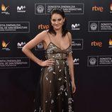 Shailene Woodley en la alfombra roja del Festival de Cine de San Sebastián 2016