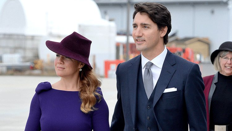 Justin Trudeau y su mujer reciben a los Duques de Cambridge y sus hijos en Canadá