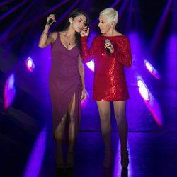 Ana Torroja y María León actúan en México DF