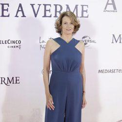 Sigourney Weaver en el estreno de 'Un monstruo viene a verme'