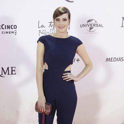 Natalia de Molina en el estreno de 'Un monstruo viene a verme'