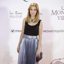 Leticia Dolera en el estreno de 'Un monstruo viene a verme'