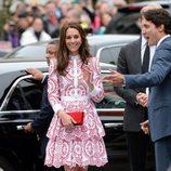 Kate Middleton en Vancouver
