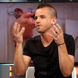 David Muñoz en 'El hormiguero'